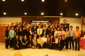 Capacity building on HIVQUAL, ODPC region 10, Chiang Mai